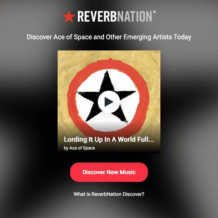 Listen Now to Lording it up in a world Full of Weirdos on Reverbnation FM